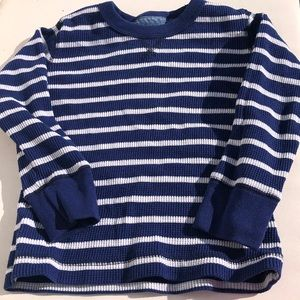 Lands end thermal long sleeve shirt size 4T